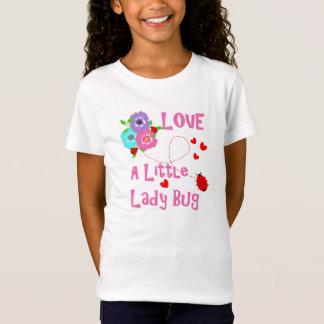 Love A Little Lady Bug Cute Kids T-Shirt