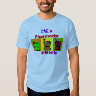 Love a Pharmacist PRN T-Shirts & Gifts