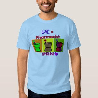 Love a Pharmacist PRN T-Shirts & Gifts