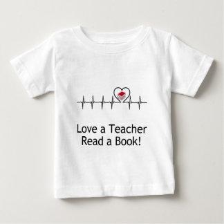 Love a Teacher Baby T-Shirt
