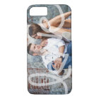 """""""Love"""" Add your photo iPhone 8/7 Case"""