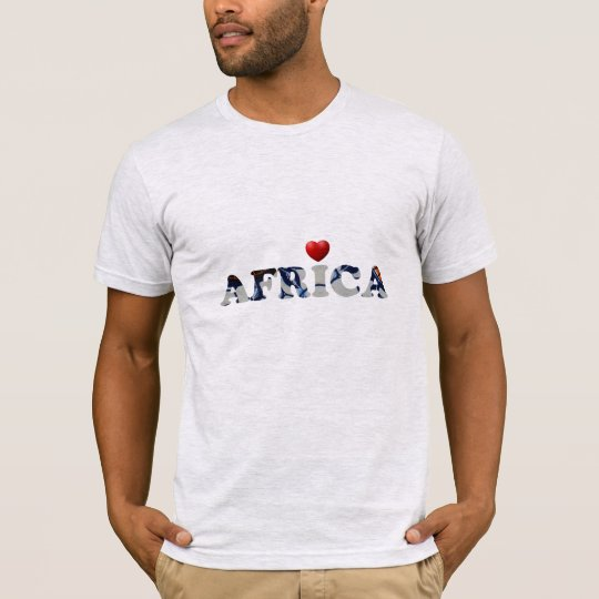 Love Africa t-shirt  Africa Safari fun