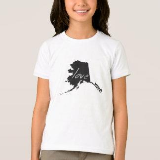 Love Alaska children's T-Shirt