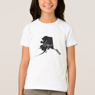 Love Alaska T-Shirt