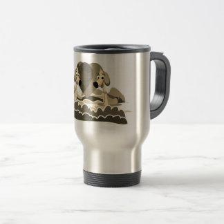 love all time travel mug