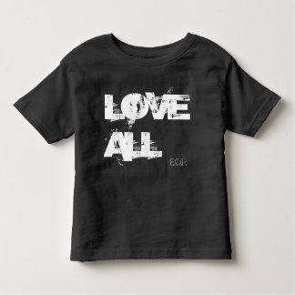 Love All Toddler T-shirt