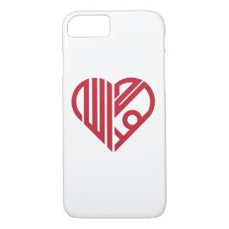 Love Allah & Muhammad iPhone 8/7 Case