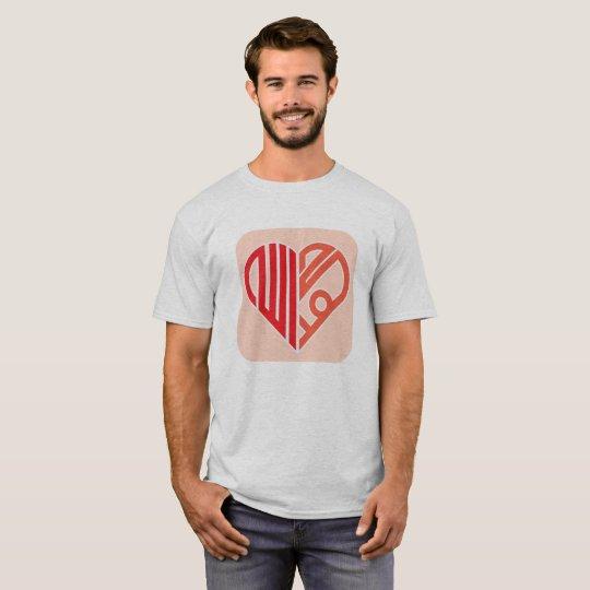 Love Allah Muhammad T-Shirt