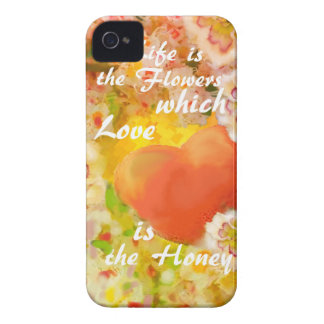 Love always is the honey in the life. Case-Mate iPhone 4 cases