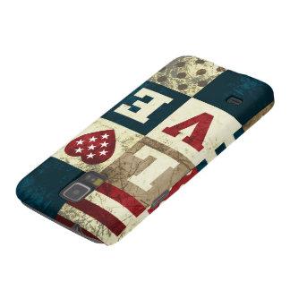 Love America Patriotic Galaxy S5 Cases
