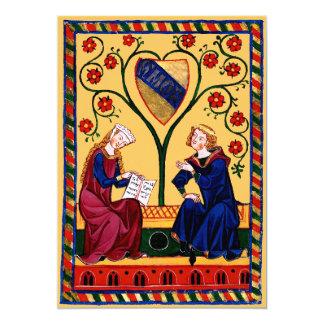 Love - Amor Card - Shakespeare