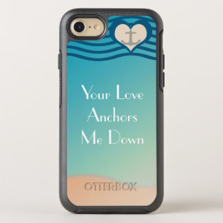 Love Anchor OtterBox Apple iPhone 7 Case