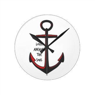 Love Anchors The Soul Clocks