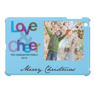 Love and Cheer Case For The iPad Mini