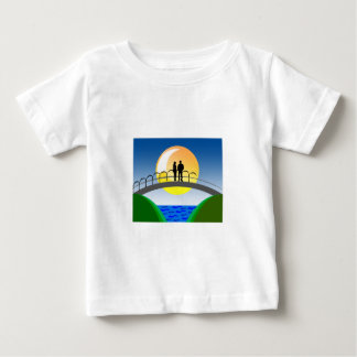 love and couples baby T-Shirt
