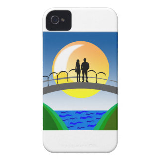 love and couples iPhone 4 case
