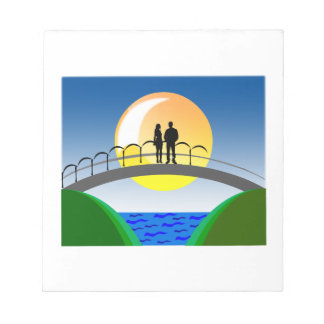 love and couples notepad