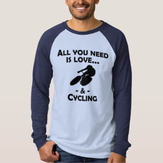 Love And Cycling T-Shirt