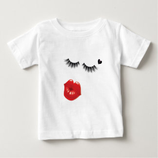 love and Kisses Baby T-Shirt