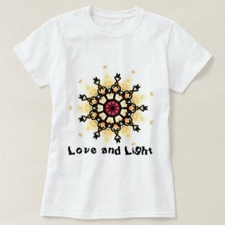 Love and Light Mandala T-Shirt