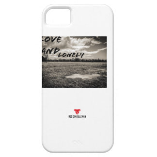 love and lonely merch iPhone 5 cases