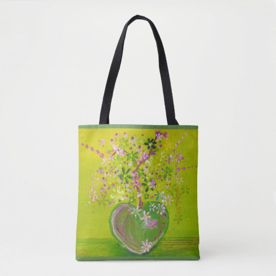 Love and Luck Tote Bag
