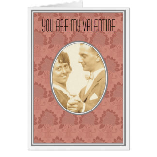 Love and romance card