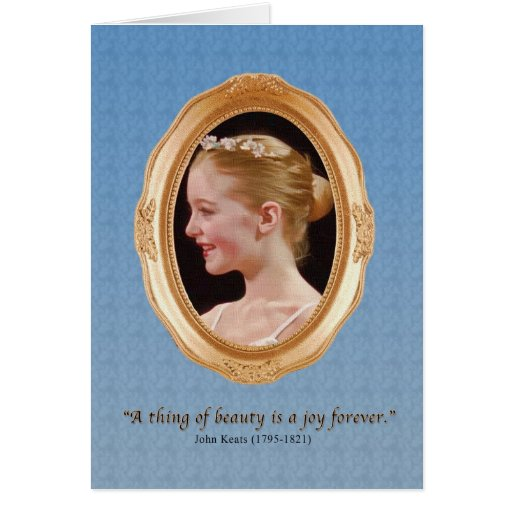Love and Romance with Joy and Beauty Greeting Cards