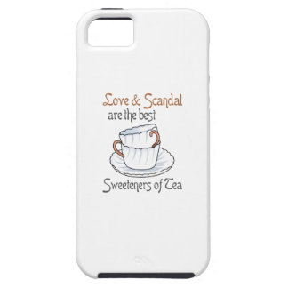 LOVE AND SCANDAL CASE FOR THE iPhone 5