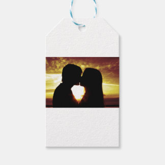 Love and summer gift tags