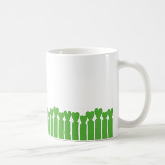 """LOVE AND THE NATURE OF IT ALL"" COFFEE MUG"