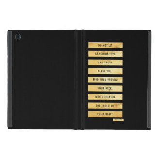 Love and Truth iPad Mini Case
