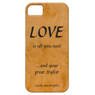 Love And Your Great Stylist iPhone 5 Cases