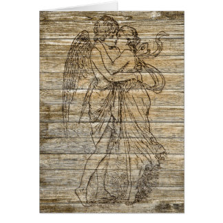 LOVE ANGEL CARD