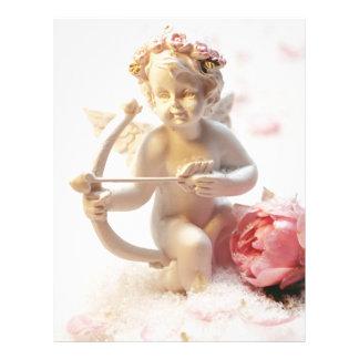 Love Angel Letterhead