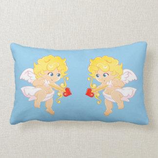 Love Angel Lumbar Pillow