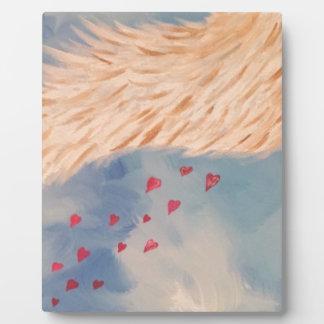 Love Angel Plaque