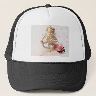 Love Angel Trucker Hat