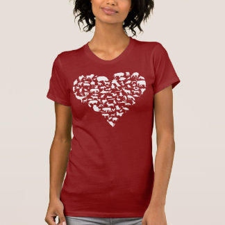 Love Animals T-Shirt