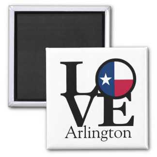 LOVE Arlington Magnet