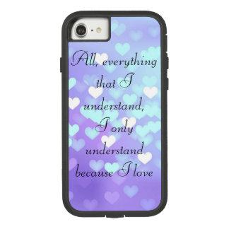 Love Art Case-Mate Tough Extreme iPhone 7 Case
