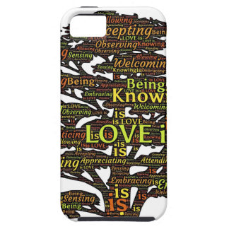love attributes iPhone 5 case