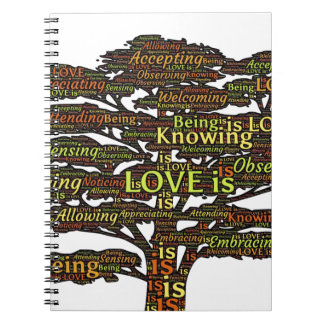 love attributes notebooks