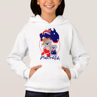 Love Australian koala Bears Super Cute Graphic