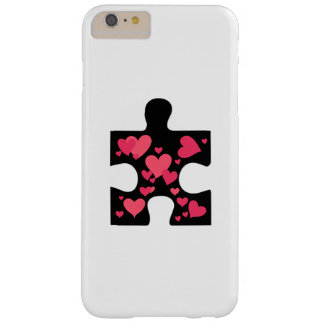 Love Autism Awareness Gift Barely There iPhone 6 Plus Case