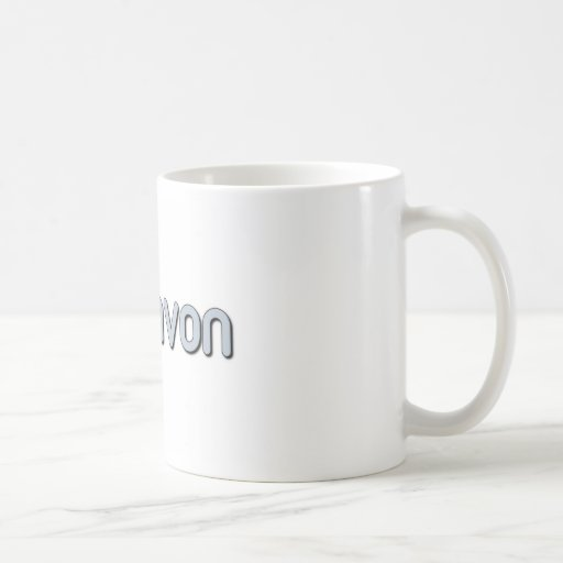 Love AVON Coffee Mugs