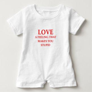 LOVE BABY ROMPER