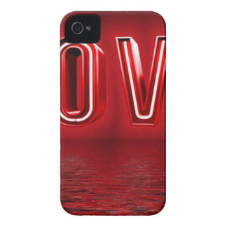 Love Background Case-Mate iPhone 4 Cases