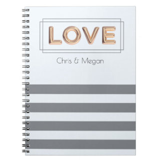 Love Balloon Notebook
