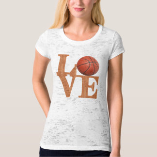 Love Basketall T-Shirt